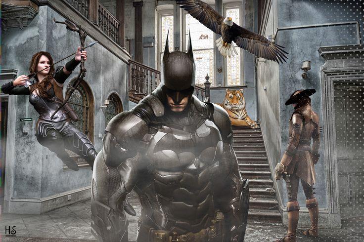 Batman II, 2017