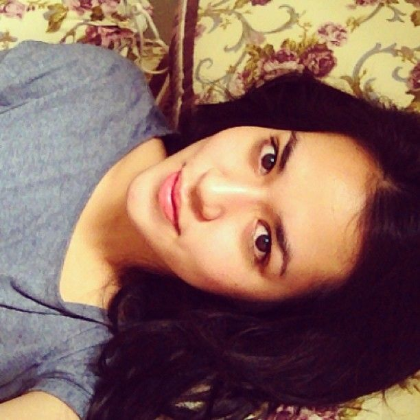 raisa6690 | Good morning. A selfie before getting out of bed. #pillowface #whatever #noma... | Webstagram