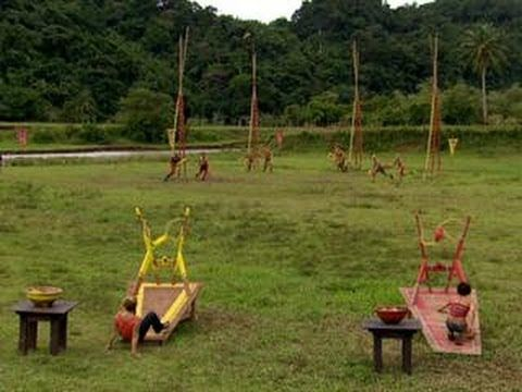Survivor: Philippines - Survivor Philippines - Immunity Challenge: Philiping Out - YouTube