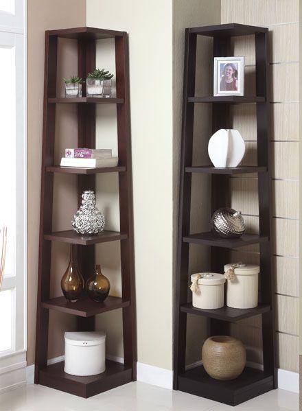 Finally found a corner shelf for the bedroom. #shelf