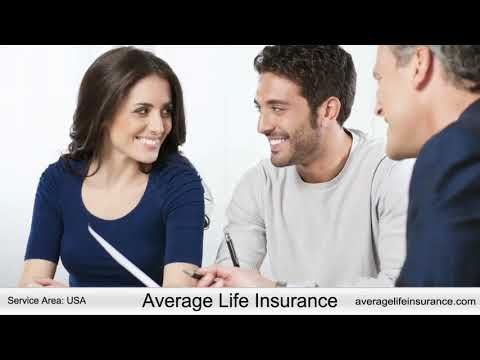 http://averagelifeinsurance.com  Let us help you find the right life insurance coverage for your needs, compare the average prices online instanly: http://averagelifeinsurance.com