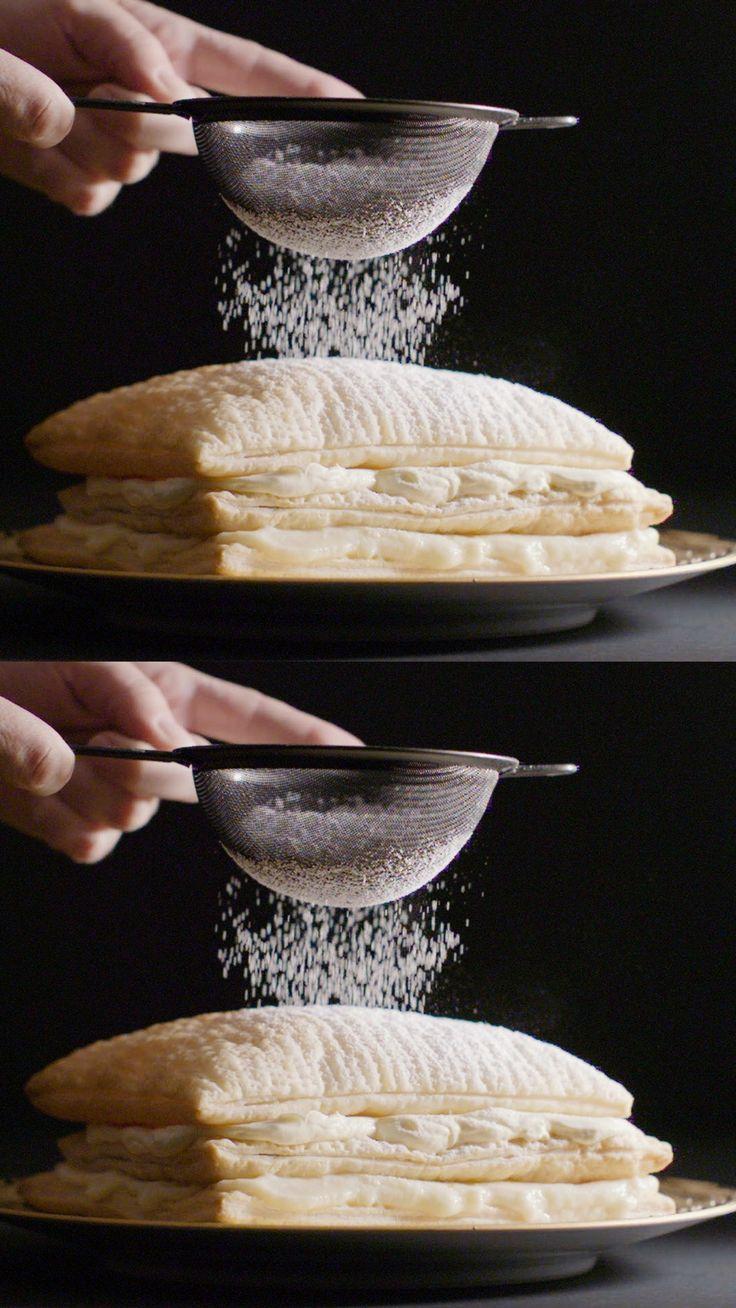 Já imaginou um ovo com recheio de mil folhas? O ovo Dessert Kopenhagen tem esse sabor e nós vamos te ensinar à fazer esta sobremesa deliciosa!