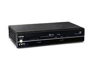 Toshiba SD-V296 Tunerless DVD/VCR Recorder Combo w Progressive Scan: IT CAN ONLY RECORD ON VHS not on DVD