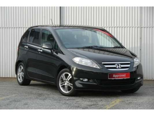 Used 2008 (08 reg) Nighthawk Black Metallic Honda Fr-V 1.8 i-VTEC ES 5dr for sale on RAC Cars