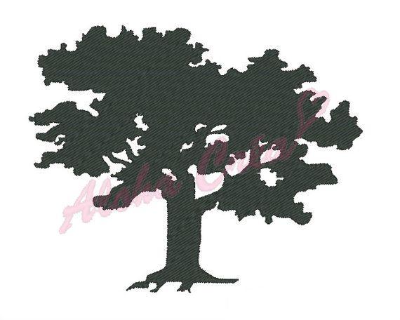 Motif broderie machine arbre de vie 3 tailles par AlohaCrea