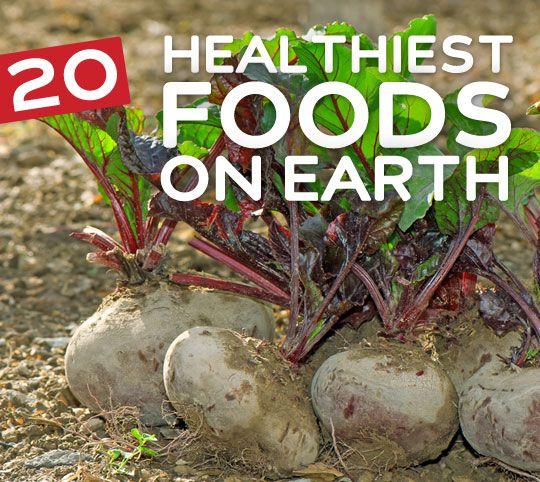 Healthy Foods You Should Be Eating Everyday | Bembu
