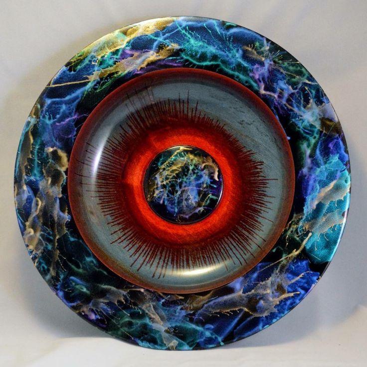 Gary Lowe style platter