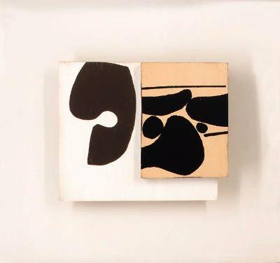 Victor Pasmore, Black Images