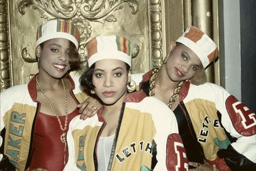 (1988) Salt 'N Pepa + Spinderella // Yo! MTV Raps