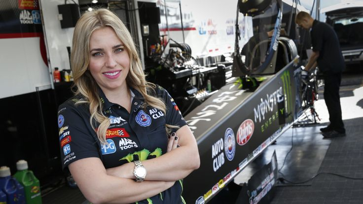 Brittany Force wins AARWBA Jerry Titus Award, named to All-America team