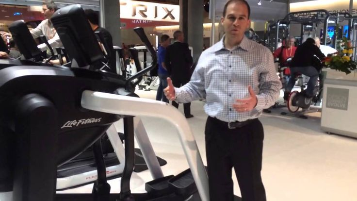 From the Floor: Life Fitness Flexstrider at IHRSA 2014