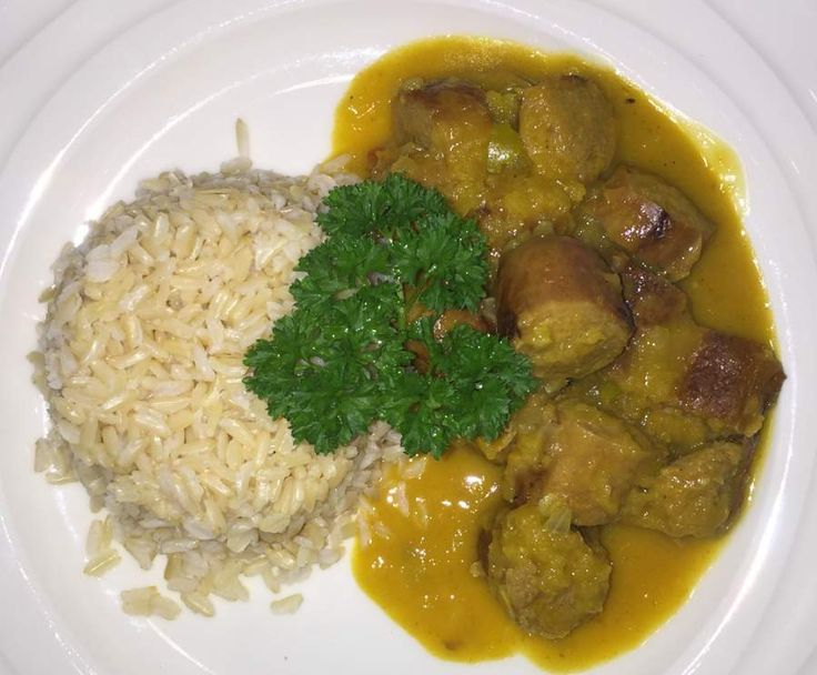 Recipe Mum's Curried Sausages by Meeko13 - Recipe of category Main dishes - meat