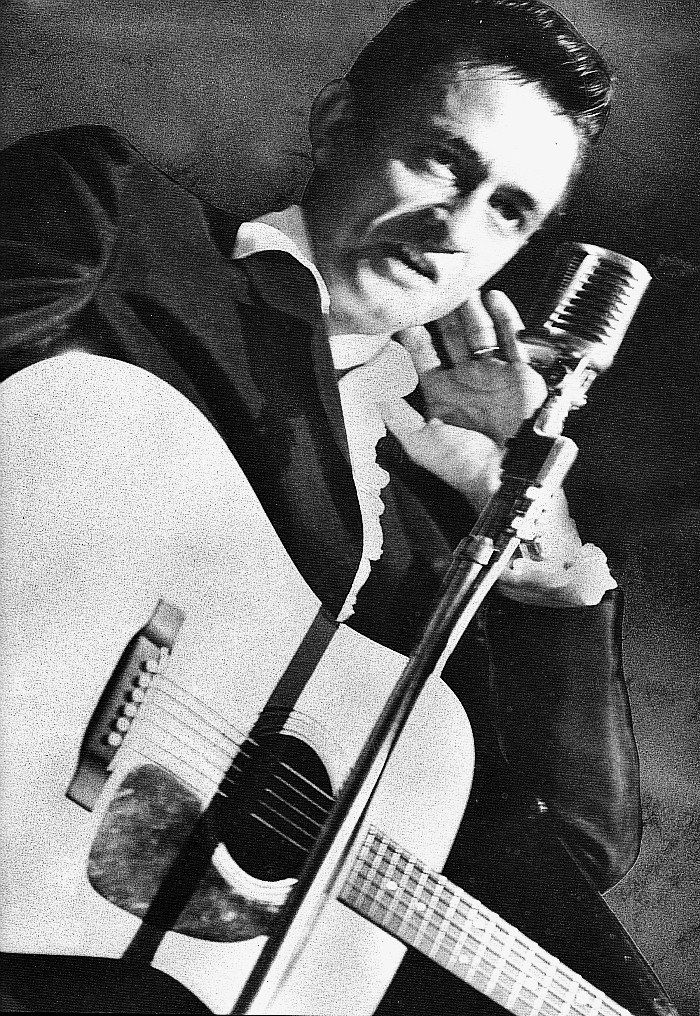 Johnny Cash - Damnit Johnny, you weren't supposed to die!