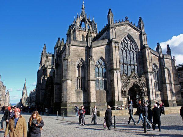 Catedral de St Giles en Edimburgo