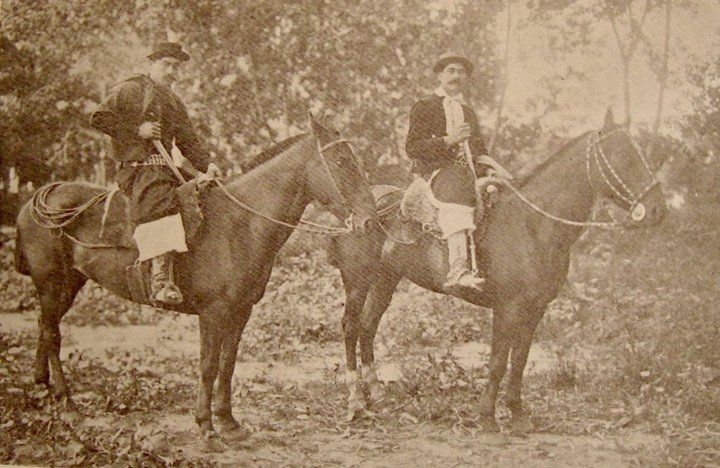 Jose Raposi de Gral Alvear y Juan Pedro Salaverry de Maipu - Argentina