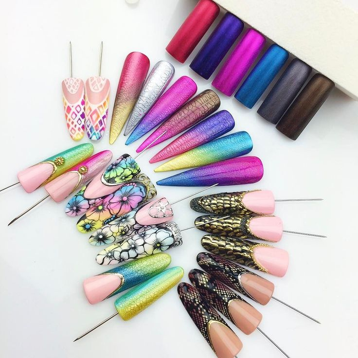 These designs could be done on any form and length. Available as a custom order from my Etsy store. Need assistance ? Send me direct message.  tag your friend who will like it   #nails #nail #fashion #style #pressonnails #cute #beauty #beautiful #instagood #pretty #girl #girls #stylish #sparkles #styles #gliter #nailart #celebritynails #opi #photooftheday #essie #unhas #preto #branco #fakenails #falsenails #shiny #polish #nailpolish #nailswag
