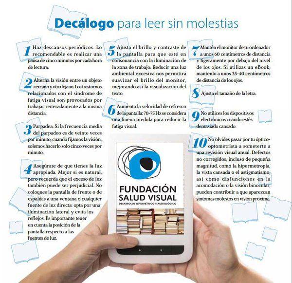 16 best lentes de contato images on pinterest contact lens declogo para leer sin molestias en el ebook consejo fandeluxe Choice Image
