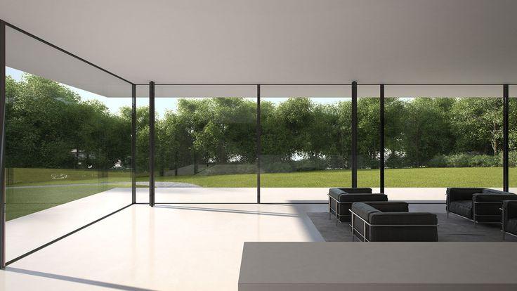 Das rahmenlose Fenster-Fassadensystem: dicht, sicher, robust - air-lux.ch