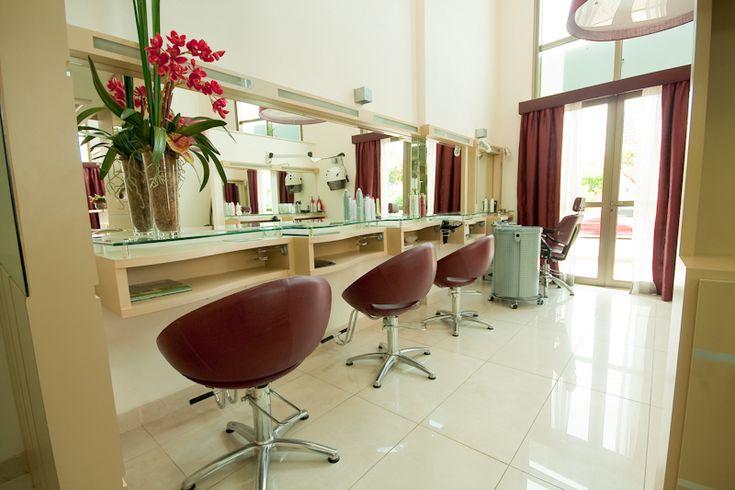 Decoração Moderna para Salão de Beleza