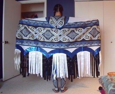 Native American Indian Fancy Shawl Powwow Regalia (04/19/2011)