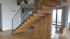 Treppe Holz - Holztreppen aus Polen - Treppen Preise