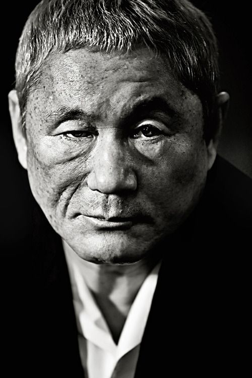 Takeshi Kitano is a Japanese film director, comedian, singer, actor, film editor, presenter, screenwriter, author, poet, painter, and one-time video game designer. Wikipedia