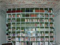 Corian library - structural corian library - Brescia, Italia - 2010 - Federico Guastaroba