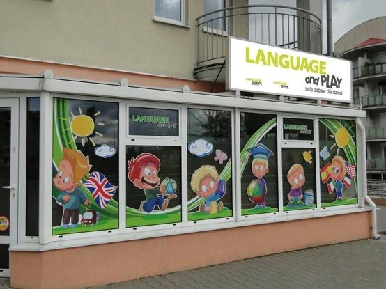 Zapraszamy! www.languageandplay.com.pl