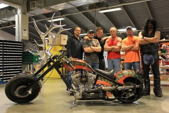 Heck Yes Camo Motorcycle With Antler Handlebars Toys Pinterest Camo And Cars