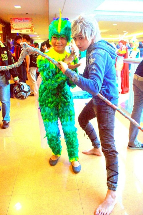 17 Best images about Halloween 2015 on Pinterest ... Rise Of The Guardians Cosplay
