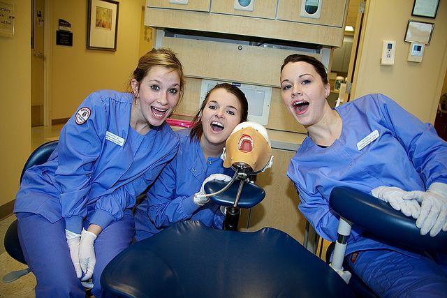 Germanna's new Dental Assisting program is fun. www.germanna.edu | Flickr - Photo Sharing!