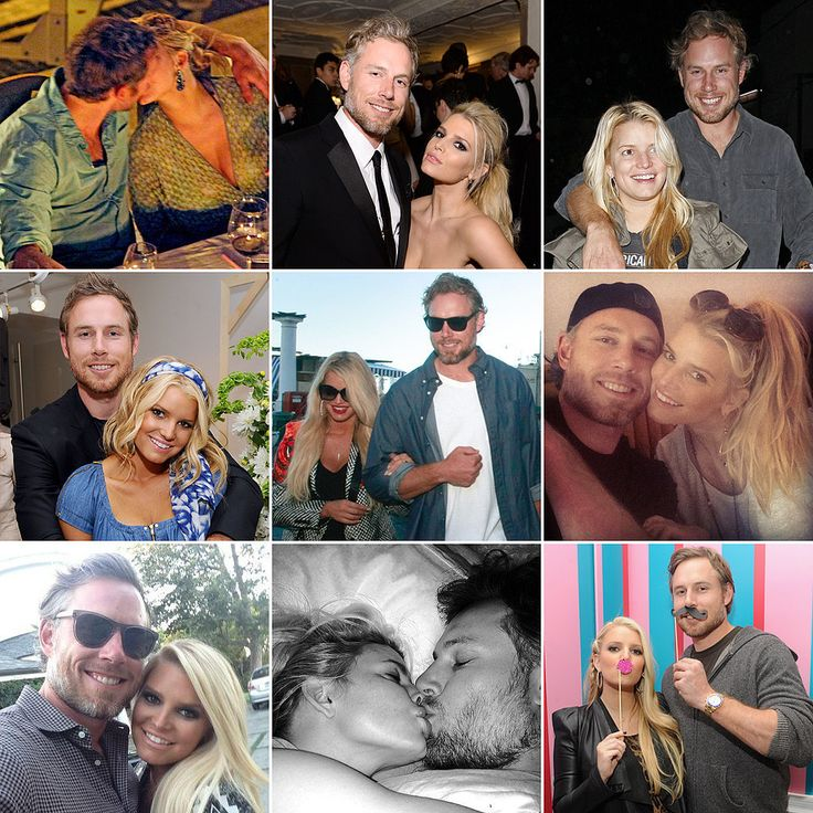 Before Jessica Simpson and Eric Johnson Get Hitched, Look Back on Their Cutest Pics