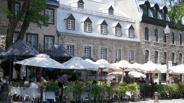 Honeymoon Quebec City