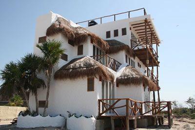 Casa Blat-Ha, Hotel en Holbox