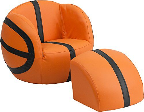 Flash Furniture Kids Basketball Chair And Footstool Flash Furniture  Http://www.amazon.com/dp/B00MUZ1JB2/refu003dcm_sw_r_pi_dp_GL7Dub18ZX2F7 |  Pinterest ...