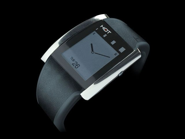HOT Watch:Complete Smart Watch w/Revolutionary Private Calls by HOT Smart Watch from PHTL — Kickstarter.  HOT Watch™: Turn your hand into a phone with innovative private calling. Touch screen, Gestures, Apps. Phone stays in a pocket or bag.