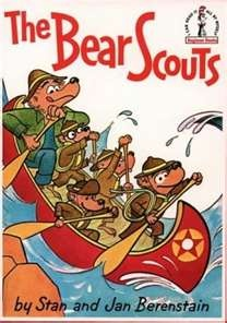 The Bear Scouts. I want this book for me!! Would be so fun so share with my little cub.