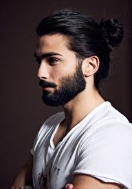 Opinions on men with Long hair / Long hair tied back? [Pics] - The Student Room