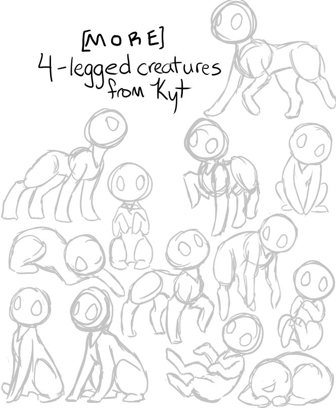 These are sketches meant to be used as a reference or base. Eyeball or trace them, flip them, rotate them, whatever you see fit. Credit not necessary. Here is are more pose sketches:fav...