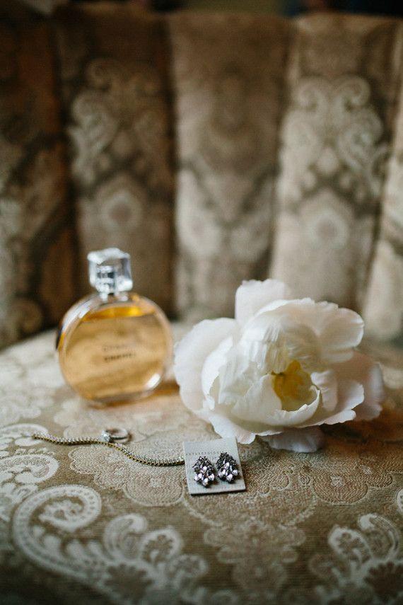 classic wedding accessories