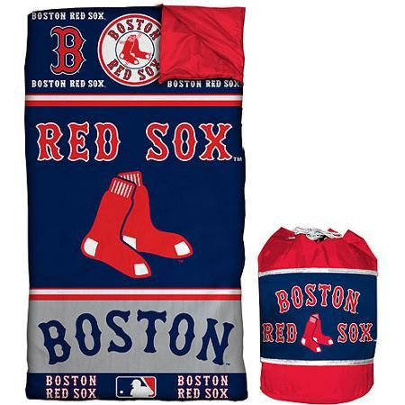 MLB Red Sox Slumber Duffle