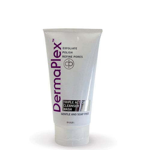 DermaPlex Triple Action Cleanser Wash – Essel