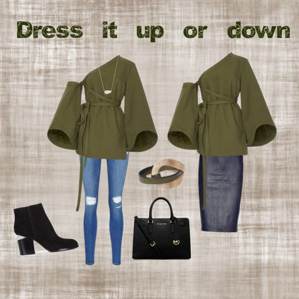Wear this with #jeans #skirt or even shorts #leather