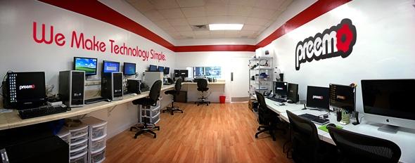 The Preemo TechBar: South Miami, Three Years, Preemo Techbar, Grand Opening, Hard Work, Building Permit