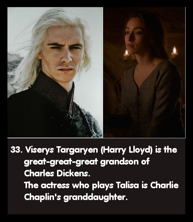 Game of Thrones Facts - I don't watch this show but that's really awesome