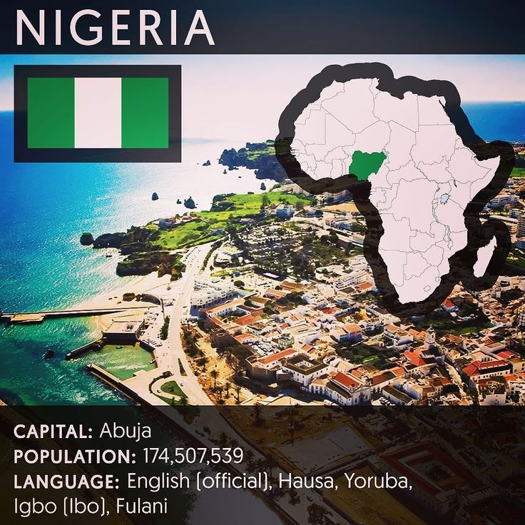 Instagram The Federal Republic of Nigeria