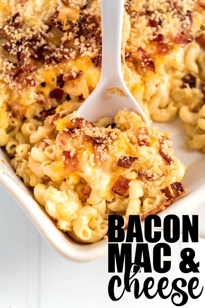Bacon Mac And Cheese Bacon Mac And Cheese Mac And Cheese Bacon