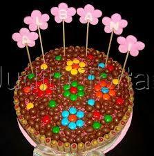 Resultado de imagen para tortas decoradas con pirulin y dandy
