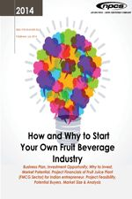 How and Why to Start Your Own Fruit Beverage Industry