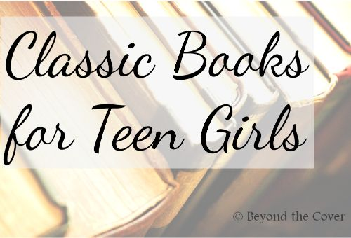 classic literature for teens